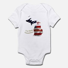 Made in America - Michigan Body Suit