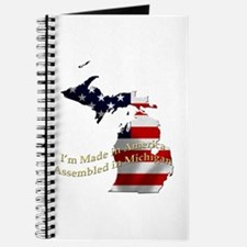 Unique Stars and stripes Journal