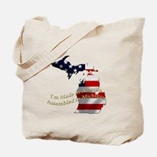 Cute Blue stars Tote Bag