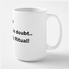 It's Ritual! Mug