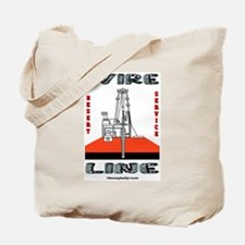 Wireline Tote Bag
