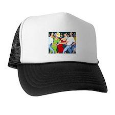 Two Stepping Cajun Dance Trucker Hat