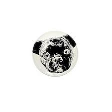 Gavi B Mini Button