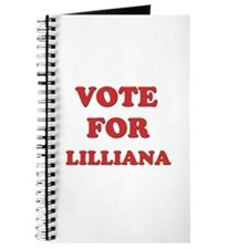 Vote for LILLIANA Journal