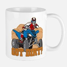 Got Dirt ATV Mug
