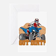 Got Dirt ATV Greeting Cards (Pk of 20)