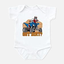 Got Dirt ATV Infant Bodysuit