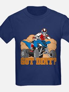 Got Dirt ATV T