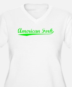 Vintage American F.. (Green) T-Shirt