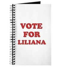 Vote for LILIANA Journal