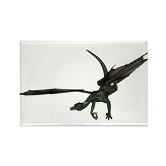 Dragon 11 Rectangle Magnet (100 pack)