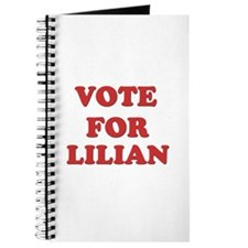 Vote for LILIAN Journal
