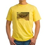 Tuatara (live) Yellow T-Shirt
