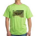 Tuatara (live) Green T-Shirt