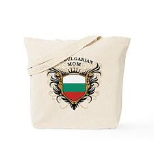 Number One Bulgarian Mom Tote Bag