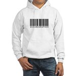 Oceanographer Barcode Hooded Sweatshirt