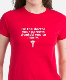 Be the Doctor Black Tee