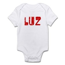 Luz Faded (Red) Infant Bodysuit