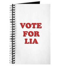 Vote for LIA Journal