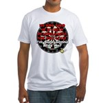 Wives, Darts Fitted T-Shirt