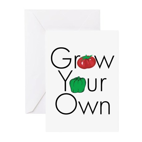 Grow Your Own Greeting Cards (Pk of 10)