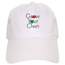 Grow Your Own Baseball Cap