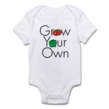 Grow Your Own Infant Bodysuit