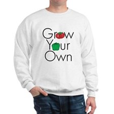 Grow Your Own Sweatshirt
