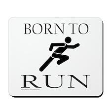 BORN TO RUN Mousepad