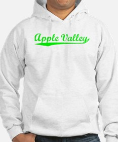 Vintage Apple Valley (Green) Hoodie