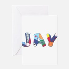 Funny Horse soccer Greeting Card