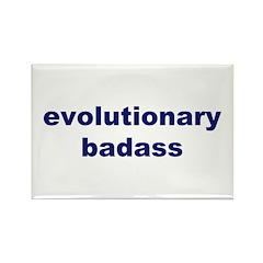 Evolutionary Badass Rectangle Magnet