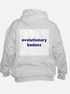 Evolutionary Badass Hoodie