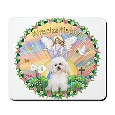 Miracles - Bichon Frise (2) Mousepad