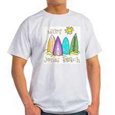 Jones Beach Surfer T-Shirt