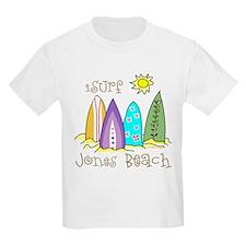 Jones Beach Surfer T-Shirt