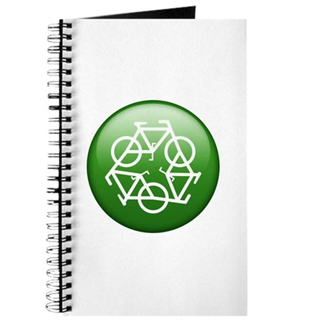 Recycle Bicycle Journal