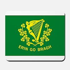 Erin Go Bragh Flag Mousepad