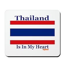 Thailand - Heart Mousepad