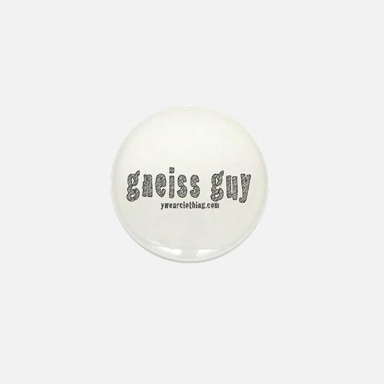 Gneiss Guy Mini Button