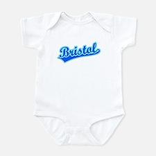 Retro Bristol (Blue) Infant Bodysuit