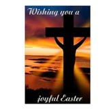 Easter religious Postcards