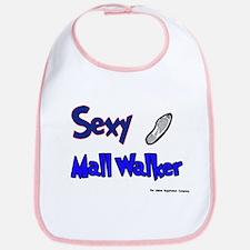 Sexy Mall Walker Bib