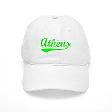 Vintage Athens (Green) Baseball Cap