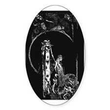 Faust 175 Oval Decal
