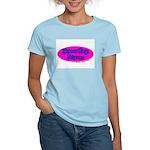 Minimum Wage Princess Women's Pink T-Shirt