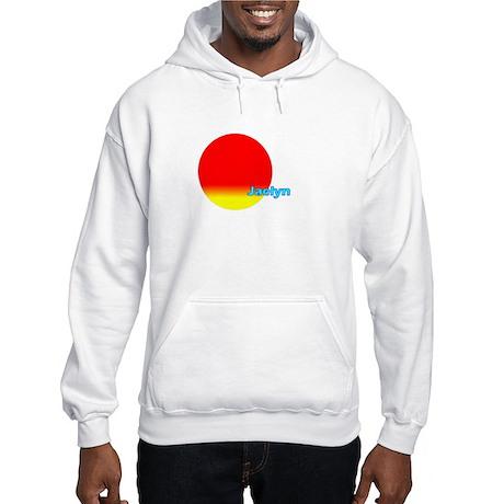 Jaelyn Hooded Sweatshirt
