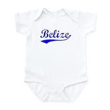 Vintage Belize (Blue) Infant Bodysuit