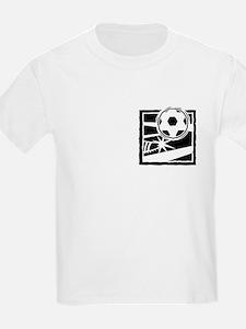 Soccer Ball Kids T-Shirt