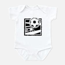 Soccer Ball Infant Creeper